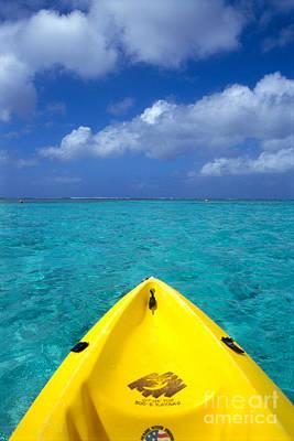 Mariana Photograph - Mariana Islands, Saipan by Greg Vaughn - Printscapes