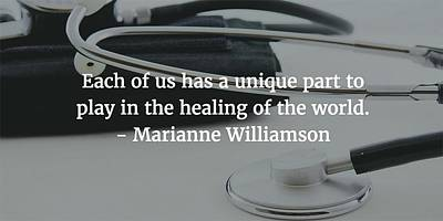 Photograph - Marianne Williamson Quote by Matt Create