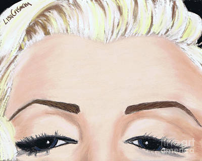 Painting - Marilyn by Lisa Crisman