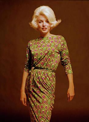 Digital Art - Marilyn Monroe 10 by Marilyn Monroe