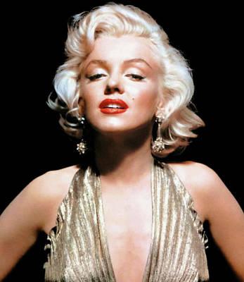 Digital Art - Marilyn Monroe 13 by Marilyn Monroe