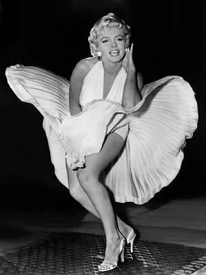 Photograph - Marilyn Monroe 19 by Marilyn Monroe