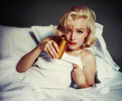Digital Art - Marilyn Monroe 2 by Marilyn Monroe