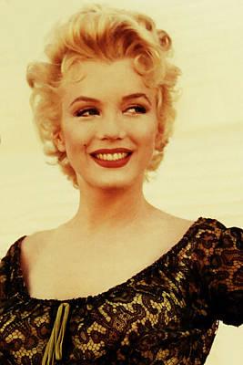 Photograph - Marilyn Monroe 4 by Marilyn Monroe