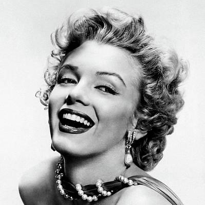 Digital Art - Marilyn Monroe 5 by Marilyn Monroe
