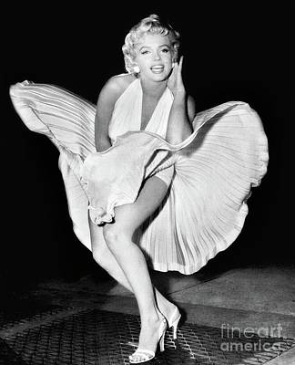 Photograph - Marilyn Monroe by Doc Braham