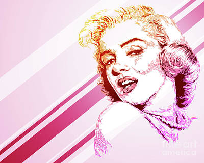 Marilyn Monroe Portrait Original