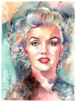 Marilyn Monroe Portrait Original