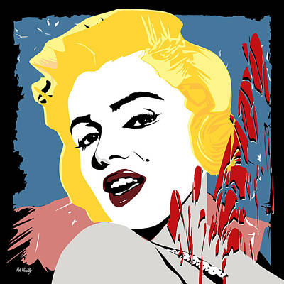 Marilyn Monroe Original by Roby Marelly