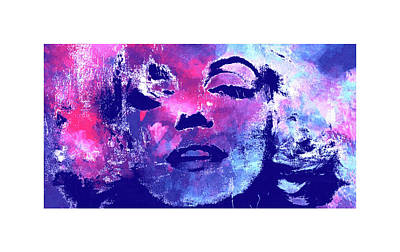 Marilyn Pop Art Art Print