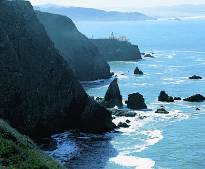 Photograph - Marin Coastline by Douglas Pulsipher