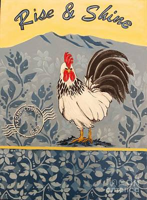 Marin County Rooster Original