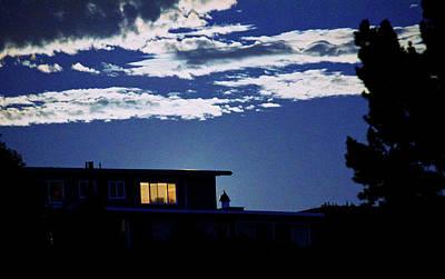 Photograph - Marin Moonlight  by Eric Tressler