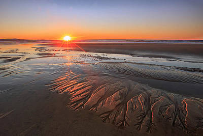 Photograph - Marina Beach by Johnny Adolphson