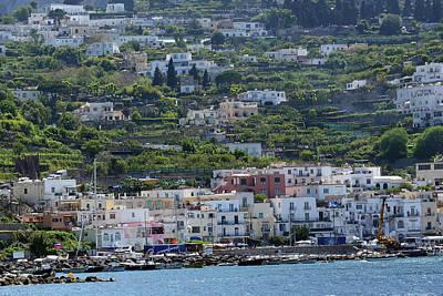 Photograph - Marina Grande, Isle Of Capri by Harvey Barrison