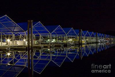 Photograph - Marina Reflected by Idaho Scenic Images Linda Lantzy