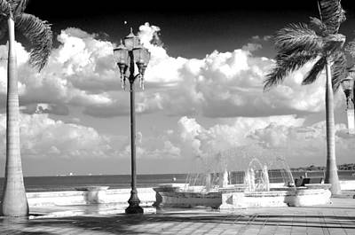 Photograph - Marina Square Ft. Pierce  Fl by Don Youngclaus