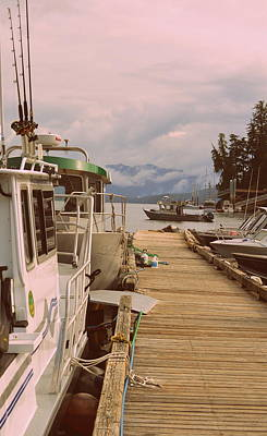 Photograph - Marina View by Bill Hamilton
