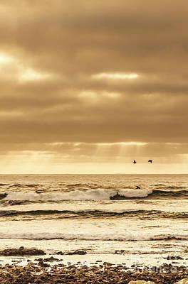 Ocean Sunset Wall Art - Photograph - Marine Dream by Jorgo Photography - Wall Art Gallery