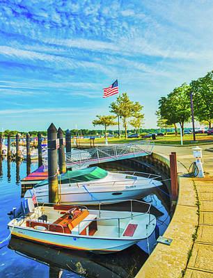 Photograph - Marine Park Morning by Gary Slawsky