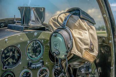 Photograph - Marine Warbird by Trey Foerster