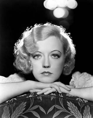 Marion Davies, Early 1930s Art Print by Everett