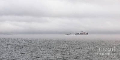 Photograph - Maritime Fog by Dale Powell