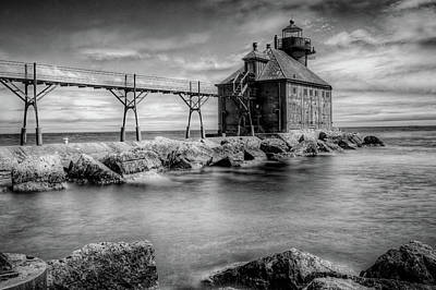 Photograph - Maritime Sentinel  by David Heilman