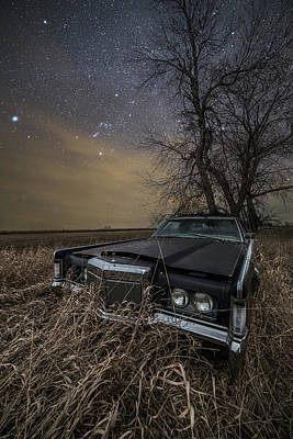 Print featuring the photograph Mark IIi by Aaron J Groen