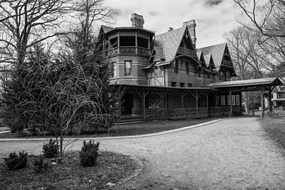 Photograph - Mark Twain Home by Karol Livote