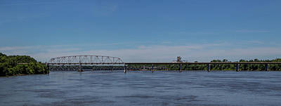Queen Rights Managed Images - Mark Twain Memorial Bridge Royalty-Free Image by K Bradley Washburn