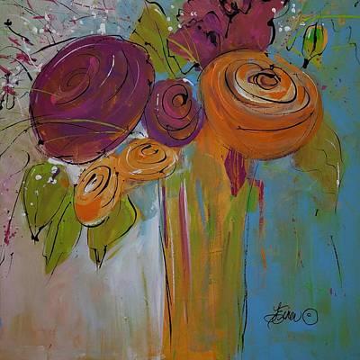 Painting - Market Bouquet by Terri Einer