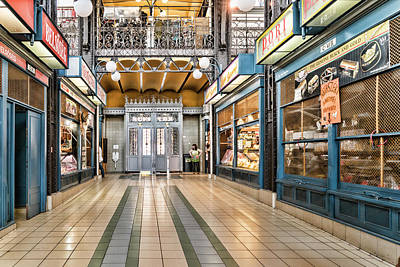 Photograph - Market Entrance by Sharon Popek