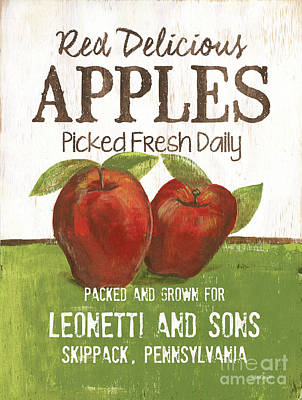 Food And Beverage Royalty-Free and Rights-Managed Images - Market Fruit 2 by Debbie DeWitt