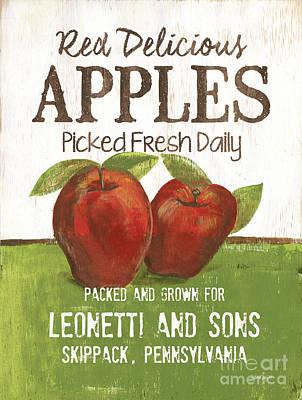 Painting - Market Fruit 2 by Debbie DeWitt