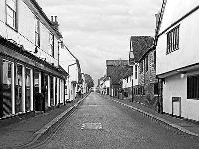 Photograph - Market House Bell Street Sawbdridgeworth by Gill Billington