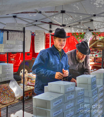 Photograph - Market Image 9 by David Bearden