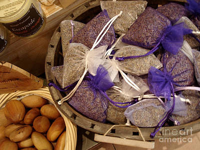 Photograph - Market Lavender by JK McCrea