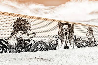 Photograph - Market Near Salton Sea 2 by Newman Artography
