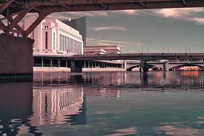 Photograph - Market Street Bridge by Fred Moore