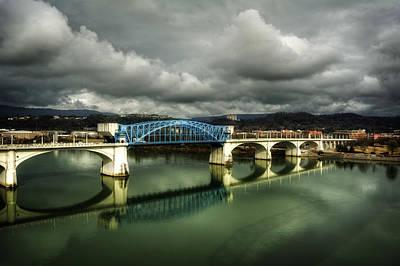Photograph - Market Street Bridge by Greg Mimbs