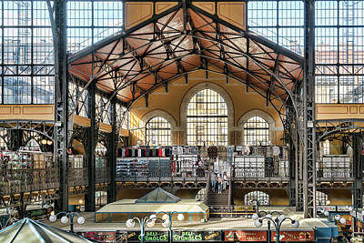 Photograph - Market Visit by Sharon Popek