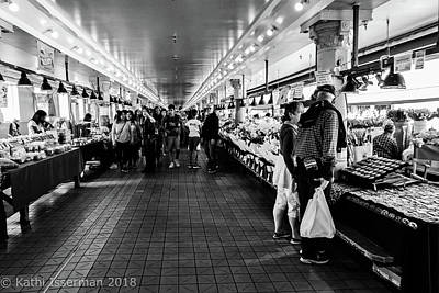 Photograph - Marketplace by Kathi Isserman