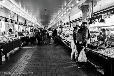 Photograph - Marketplace by Kathi Isserman