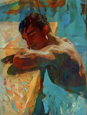 Marko Art Print