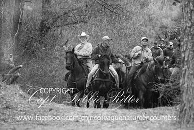 Photograph - Marlboro Men 15 by Captain Debbie Ritter
