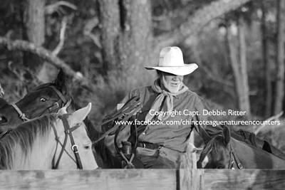 Photograph - Marlboro Men 2 by Captain Debbie Ritter