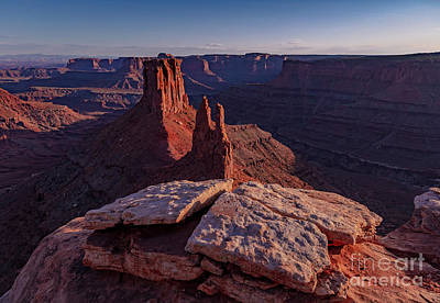 Photograph - Marlboro Point Utah  by Jaquita Watters