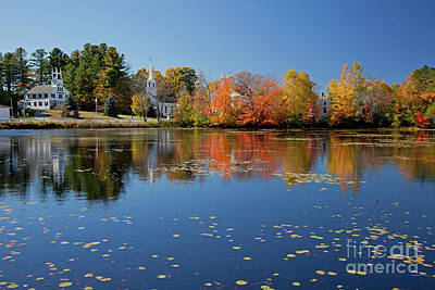 Photograph - Marlow Nh by Butch Lombardi