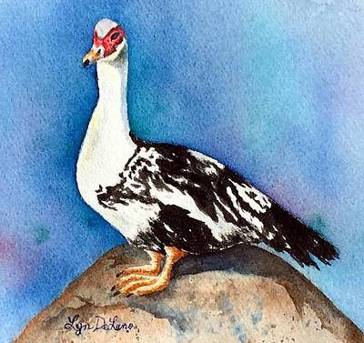 Marmaduck Original by Lyn DeLano